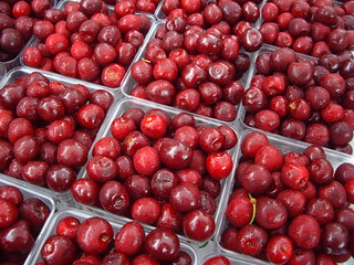 Sweet Cherries from Gillogly Orchard | by swampkitty