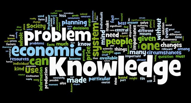 the use of knowledge in society The use of knowledge in society welcome to the second installment in our series of discussions of the most insightful articles in economics this post is going up a.
