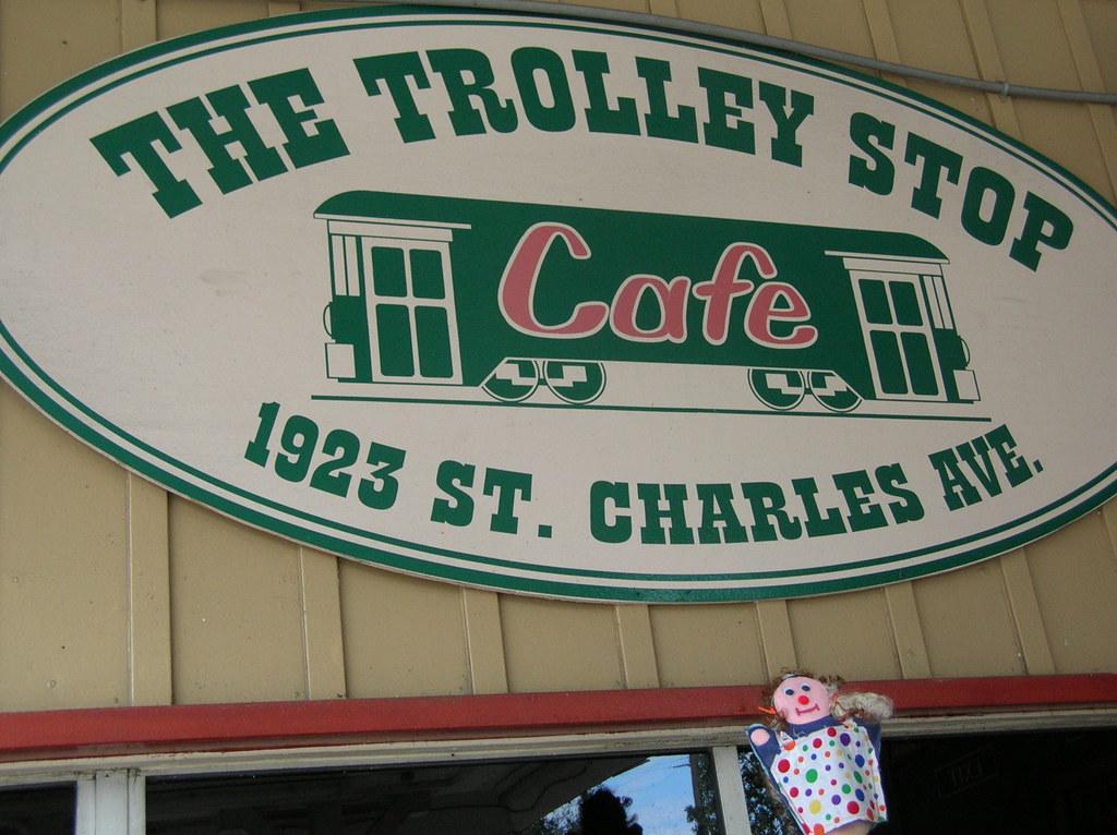 Trolley Stop Cafe San Antonio