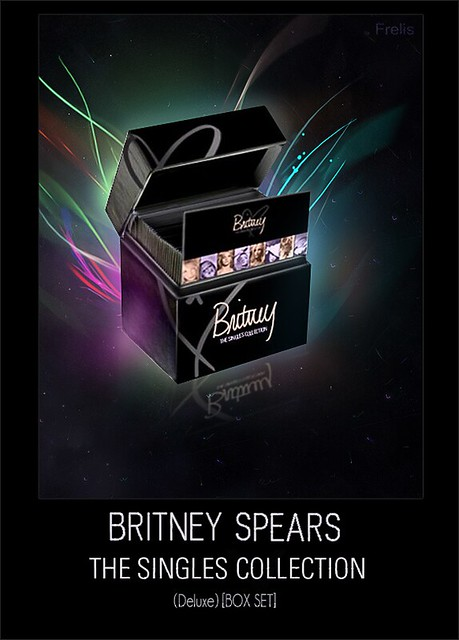Britney Spears - The Singles Collection (Deluxe) [BOX SET ...