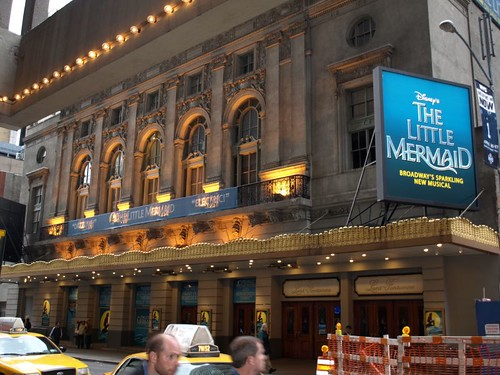 luntfontanne theater new york ny now showing the