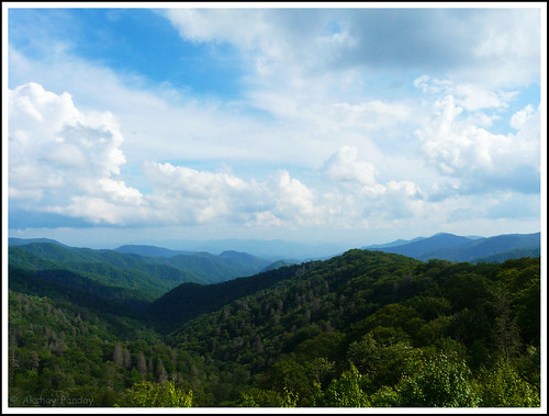 Blue Ridge Mountains | by theakshay