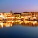 An evening in Rethymno