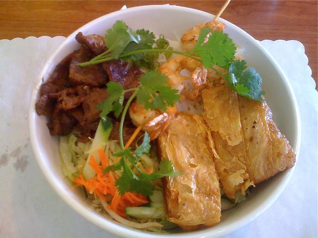 ... thit nuong dau hu ky tom | bbq pork, tofu skin wrapped s… | Flickr