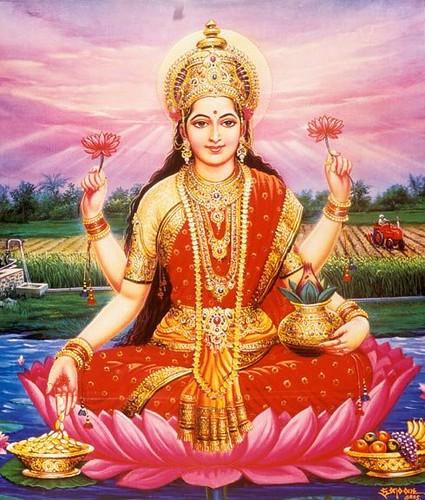 Dhanya Lakshmi Ma
