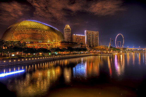 Singapore - A walk near the Esplanade | by MDSimages.com