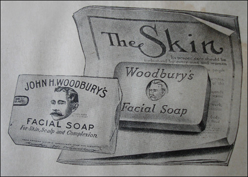 Are not Woodbury facial soap join