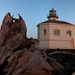 HUGE Panorama - Lighthouse - Coquille Lighthouse