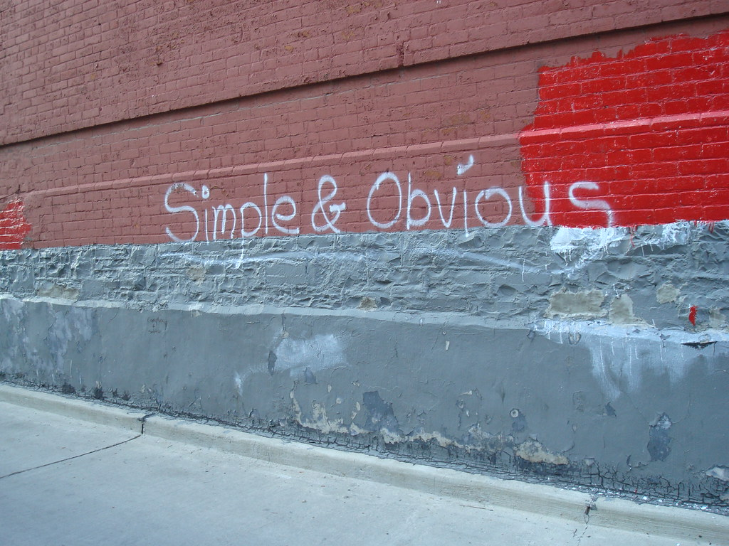 """Simple"
