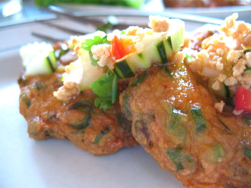 Fish Cakes With Tinned Tuna
