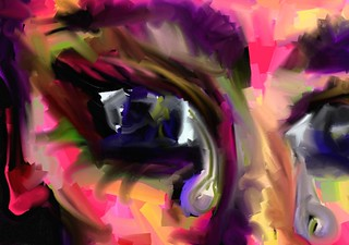 Playing with different pens in ArtRage 2.5 | by royblumenthal