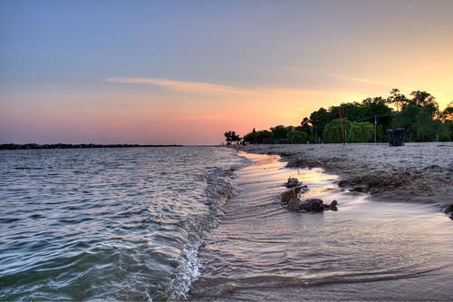 Beach Island Toronto