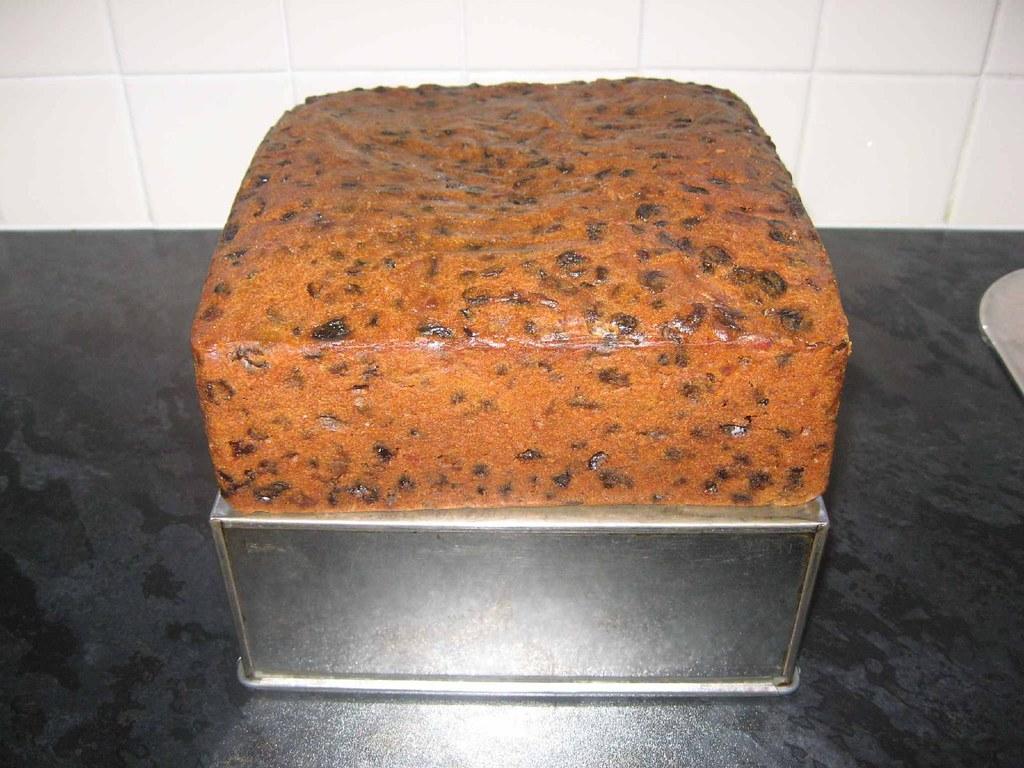 Easy Fruit Cake Easy Fuit Cake Est Prep Time Est