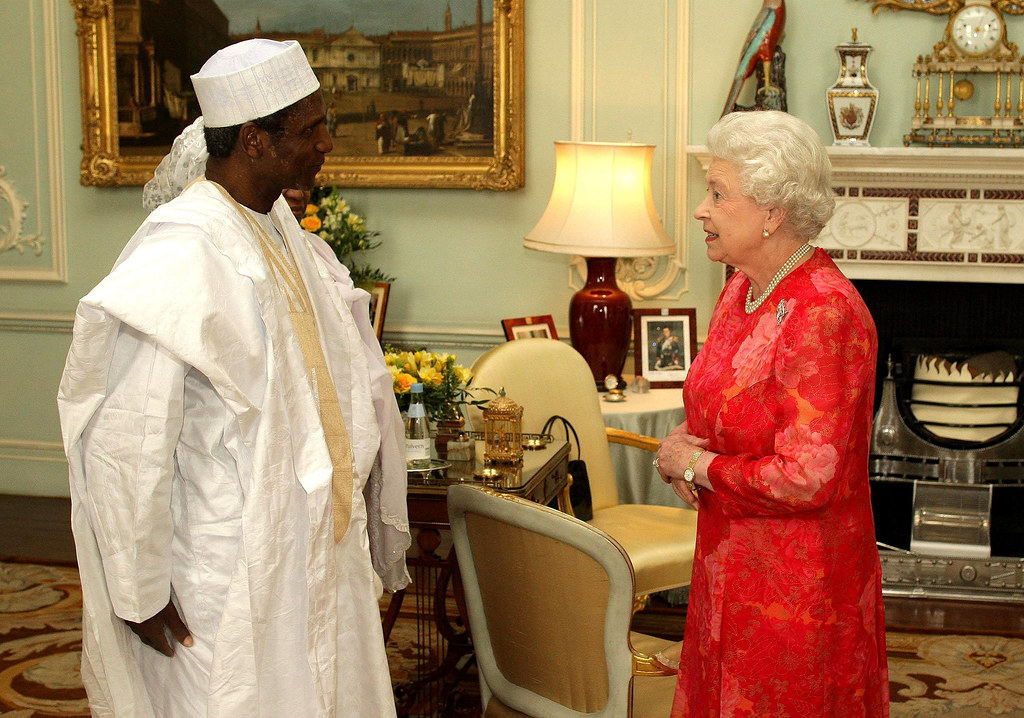 President Yar'Adua's official visit to the UK | Flickr - Photo ...
