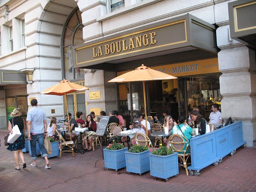 La Boulange on a balmy evening | by Gary Soup
