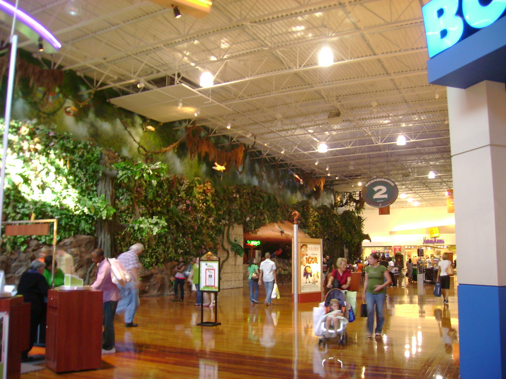 Rainforest Cafe Grapevine Mills Mall