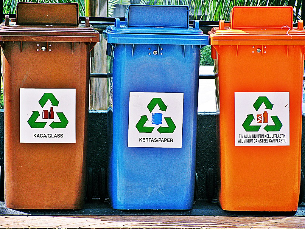 history of recycle in malaysia