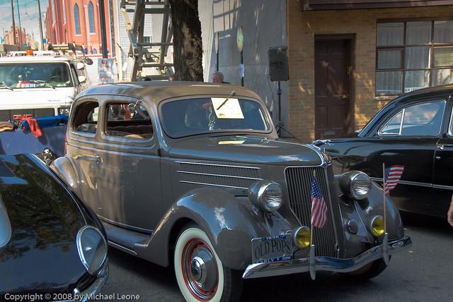 Philadelphia Car Show Parking Coupon