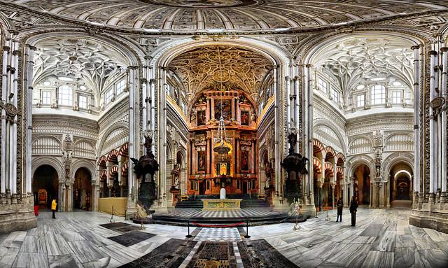 mezquita cathedral córdoba spain mosquée cathédrale c flickr