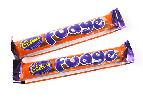 Cadbury Fudge Packet | by princess_of_llyr