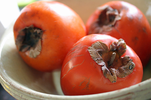 persimmons | by David Lebovitz