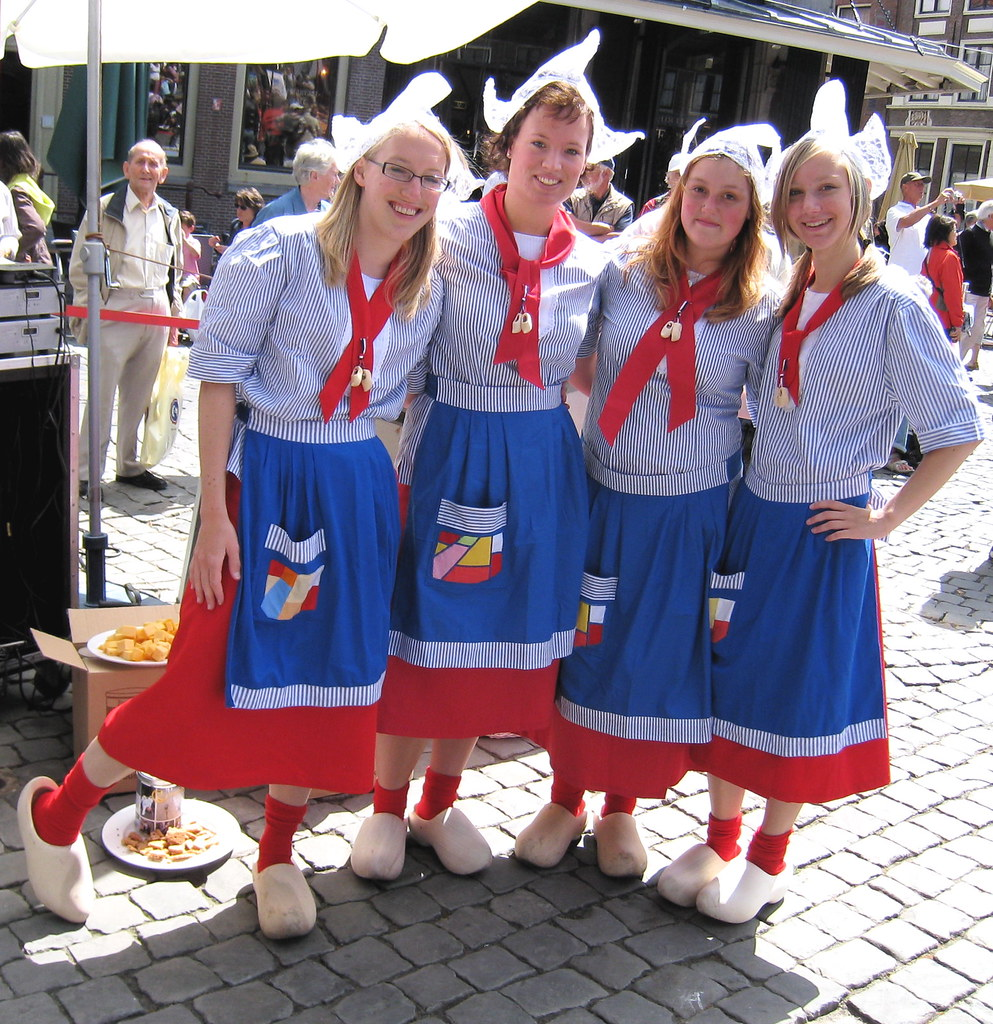 Голландские женщины
