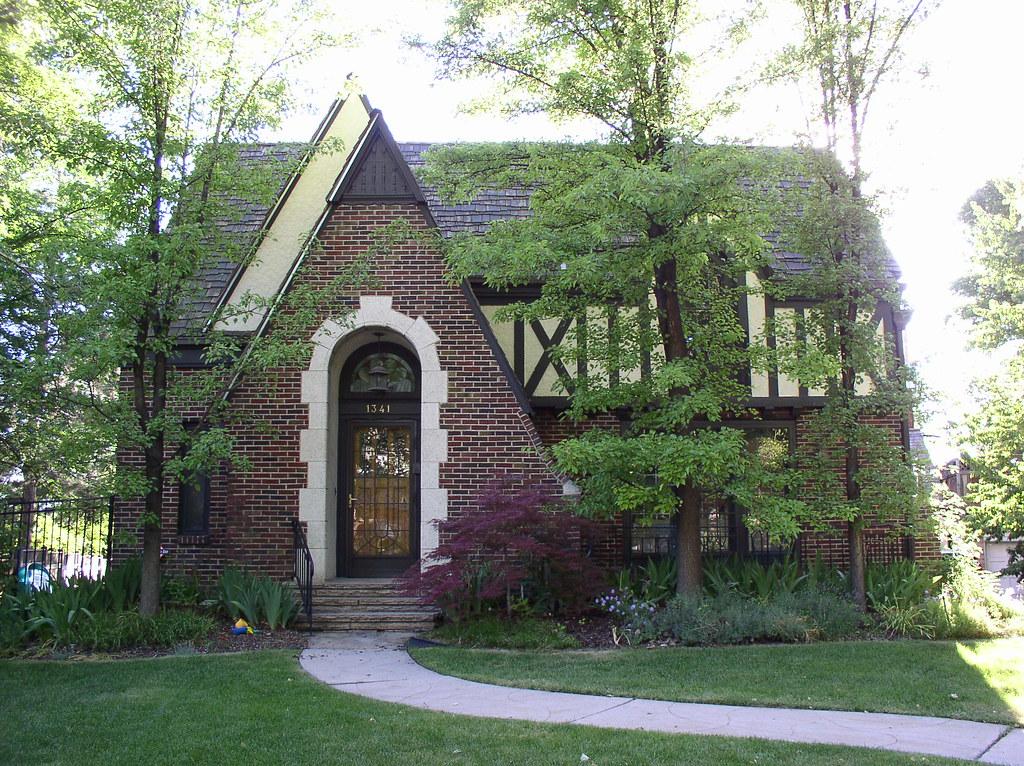 1920-1930s english tudor cottage | Tweddlebugs | Flickr