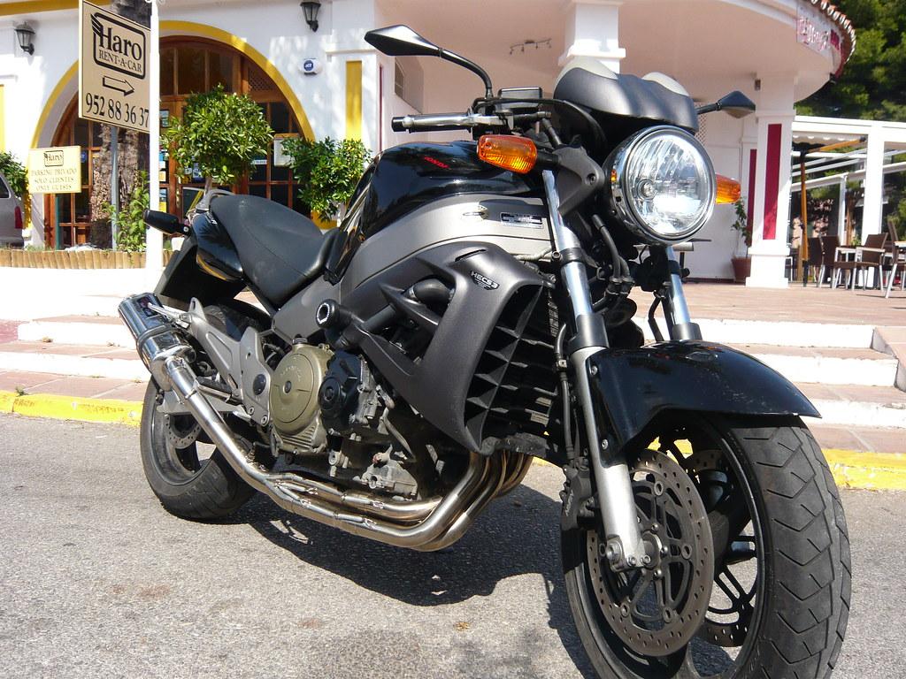 Custom Motorcycle Mirrors Honda