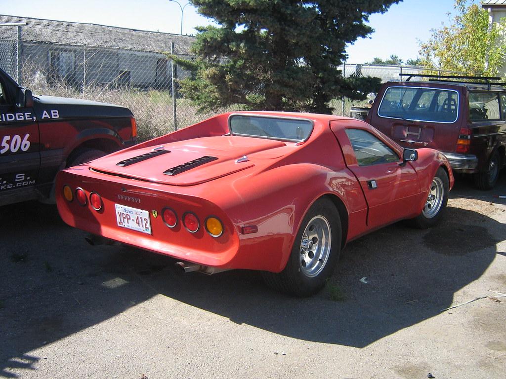 1981 Kelmark Gt Liberator Coupe Kelmark Gt Ferrari