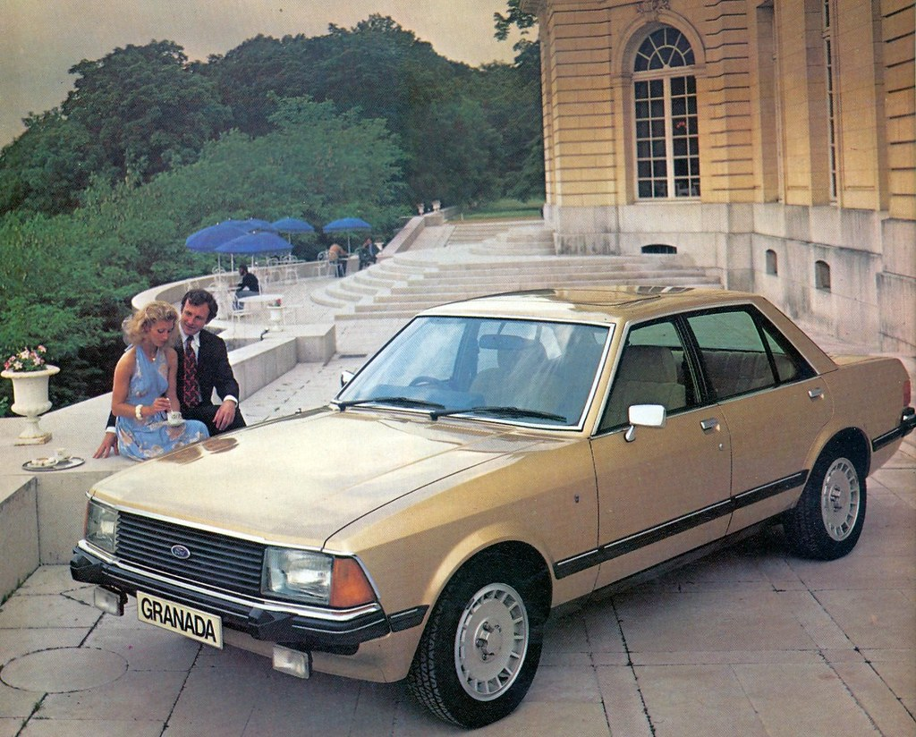 1978 ford granada ghia you can tell it 39 s a as. Black Bedroom Furniture Sets. Home Design Ideas