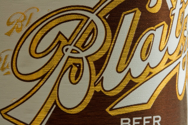 Mmmm... Blatz | Explore ThreeIfByBike's photos on Flickr ...