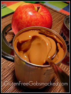 Easy, cheap GF Caramel for your apples | by Kate Chan