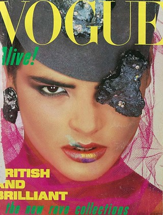 Vogue August 1984 | by MsBlueSky