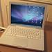 "White 13"" Apple Macbook 2.4 GHz, 10/31/08 - 2 of 63"