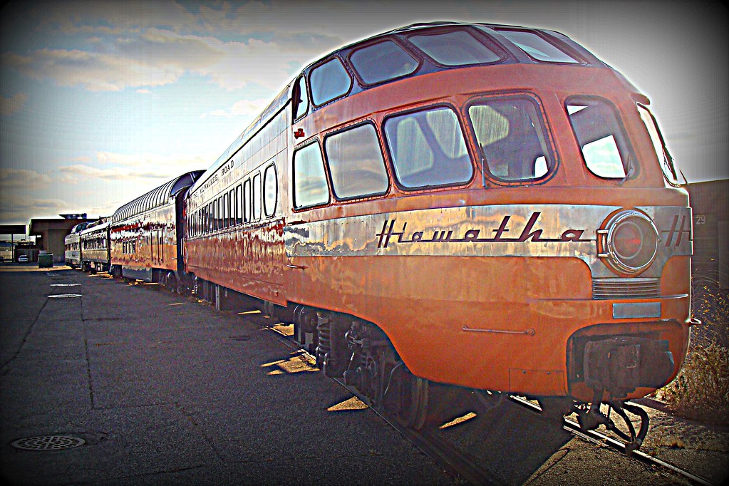 Old Hiawatha Train | T...