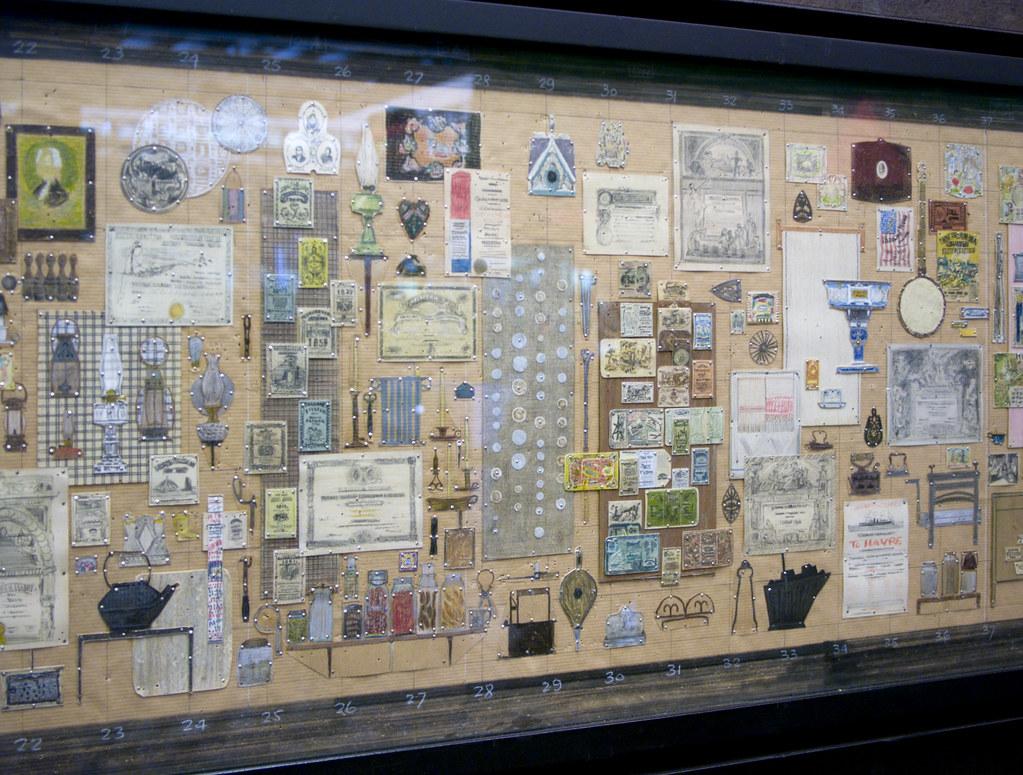 ... John Deere History Mural | By Faasdant