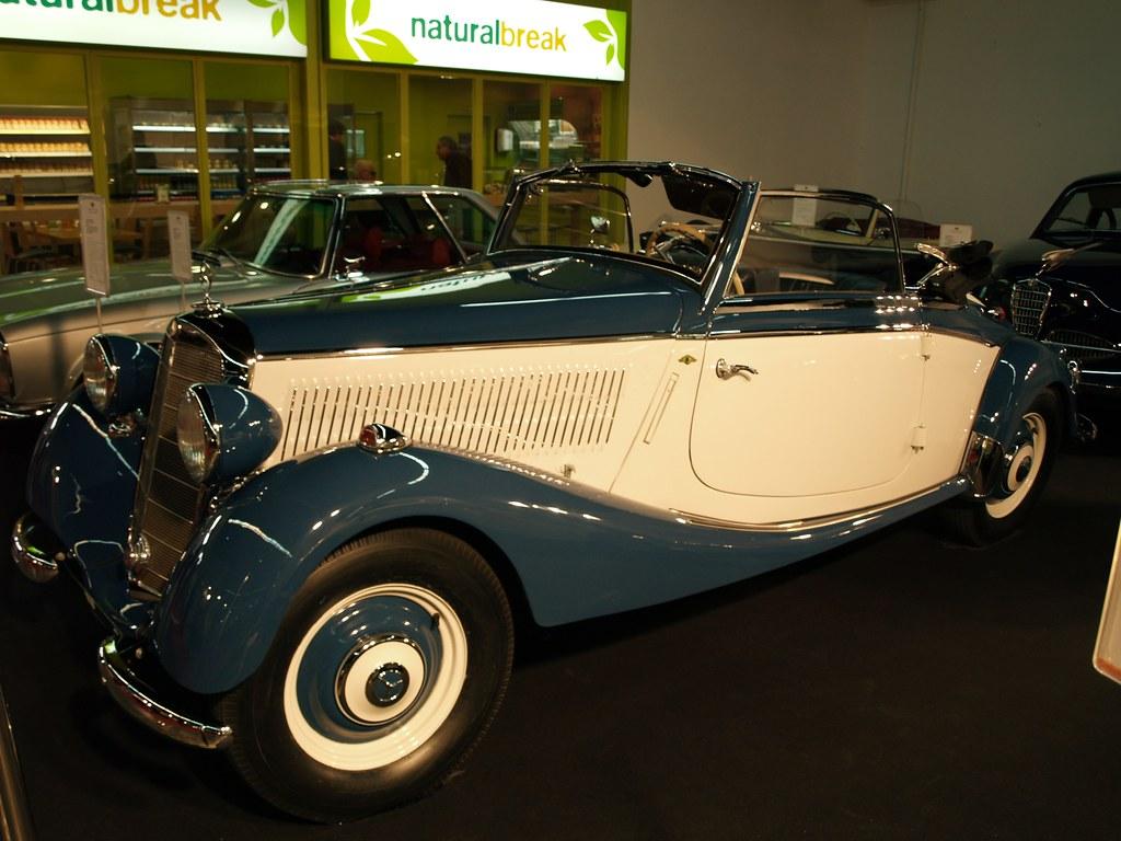 Mercedes benz 170v cabrio a del 1937 mercedes benz 170v for Mercedes benz oakland ca