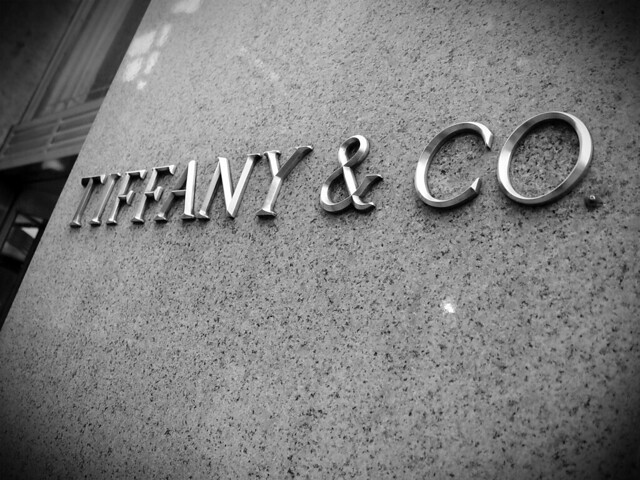 Tiffanys"