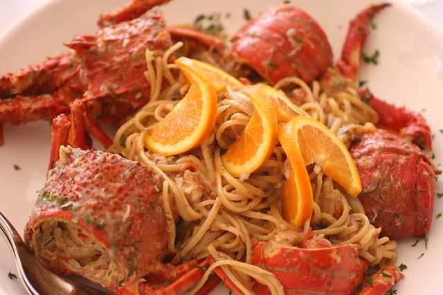 Lobster Spaghetti | Flickr - Photo Sharing!