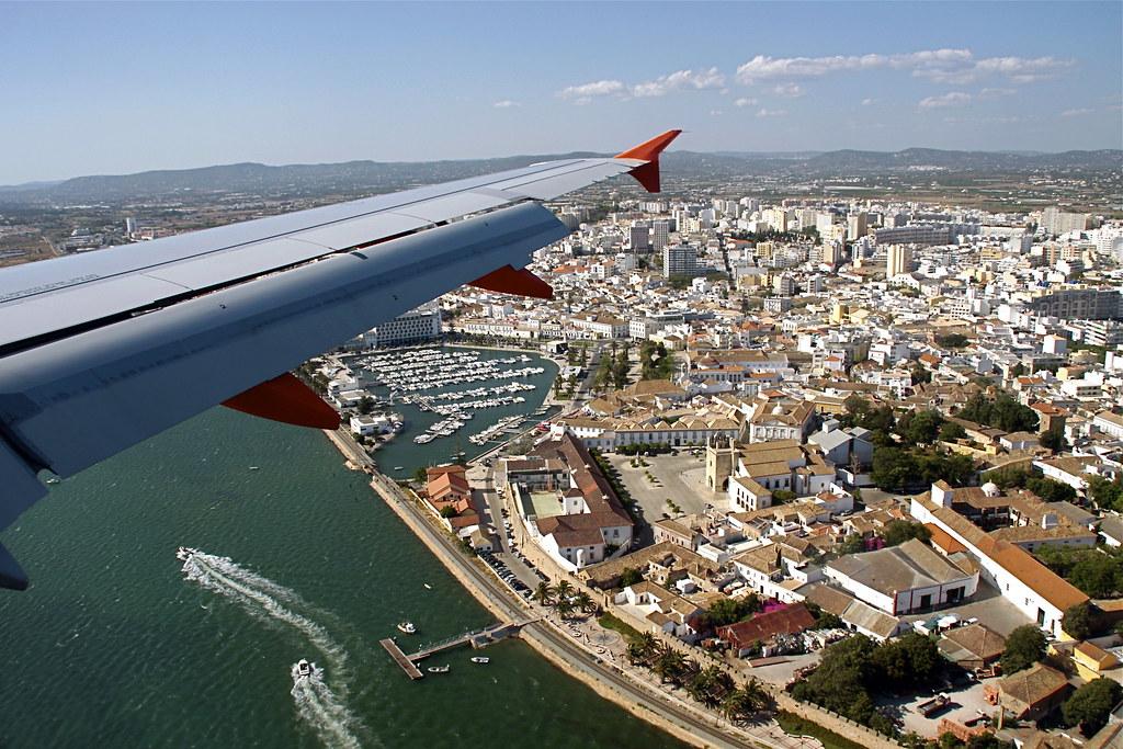 Ville de Faro - Algarve - Portugal