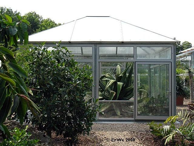 Bad langensalza botanischer garten glashaus 2008 07 flickr - Glashaus fur garten ...