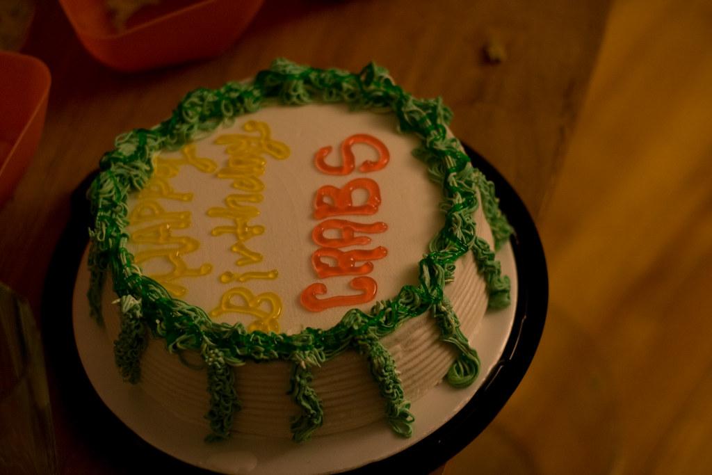 Cake Icing Options