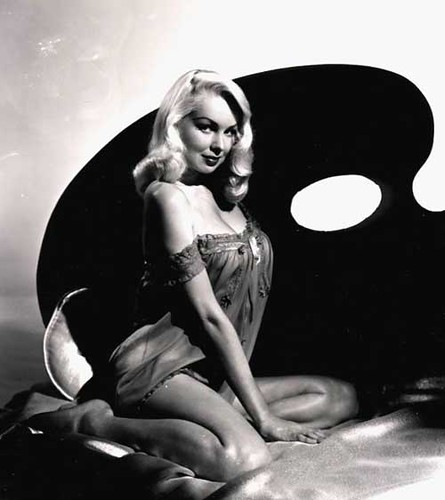 Joi Lansing Photographer Unknown Trapped In A Web Of
