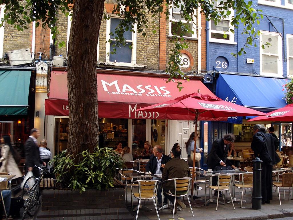 Lebanese Restaurant London Knightsbridge