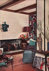 1950 Armstrong Temlock Walls | by American Vintage Home