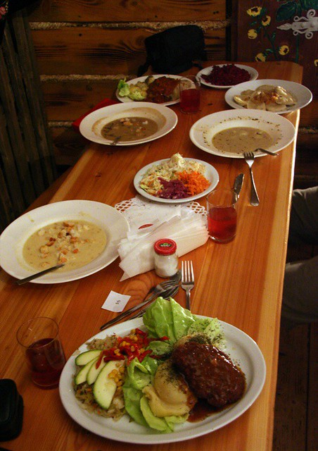 Kuchnia U Babci Maliny Krakow We Ate It All Iwona Kellie Flickr