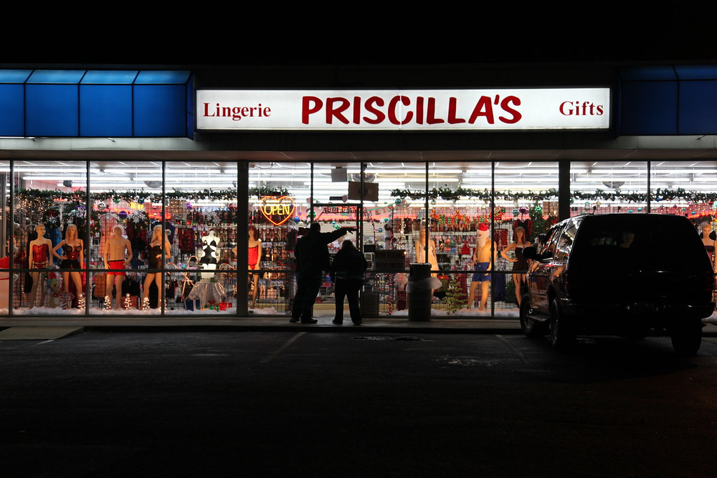 Priscilla S Adult Store 7