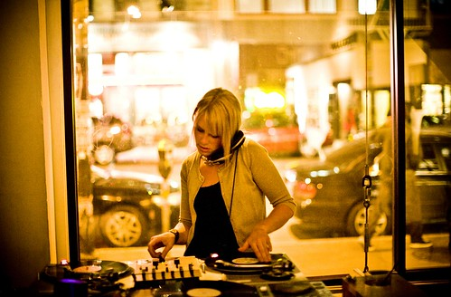 Hey DJ | by Thomas Hawk