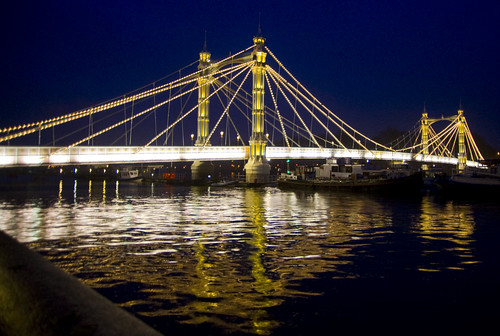 The Albert Bridge | by Mark Casey Photography