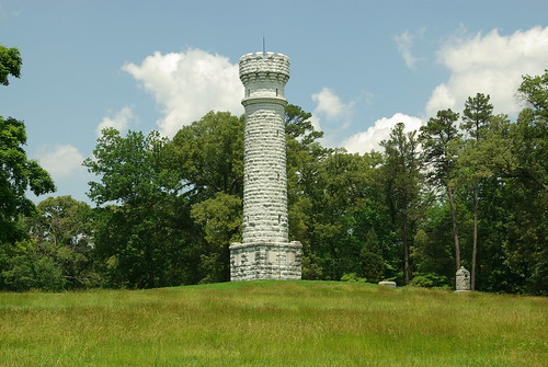 Wilder Brigade Monument, Chickamauga | by goldenanchor